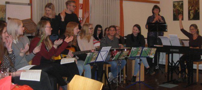 Weltgebetstag der Frauen 2019 – Chorprojekt der 1A