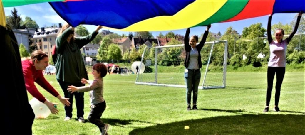 Gemeinsam stark – Hof macht Sport