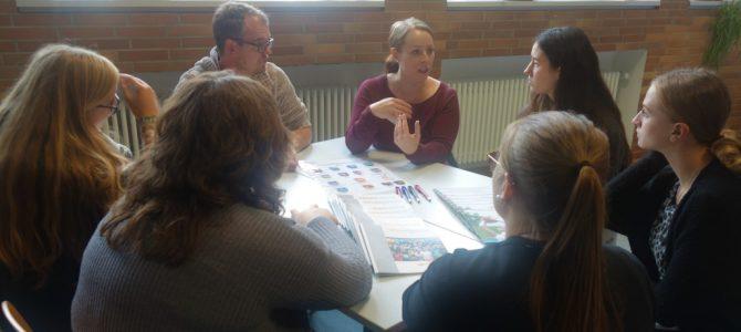 Unsere kleine Fachmesse!    Sozialpädagogische Einrichtungen stellen sich vor.